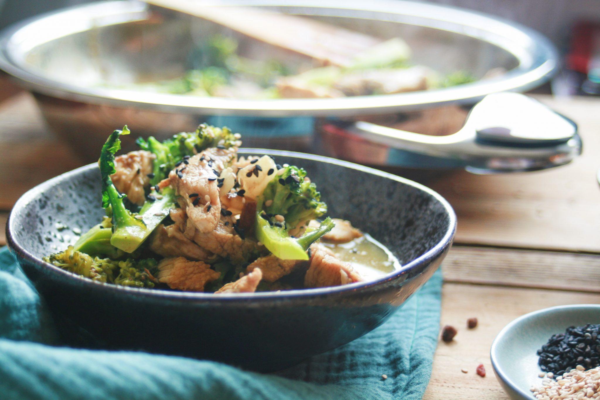 Kuracie s brokolicou