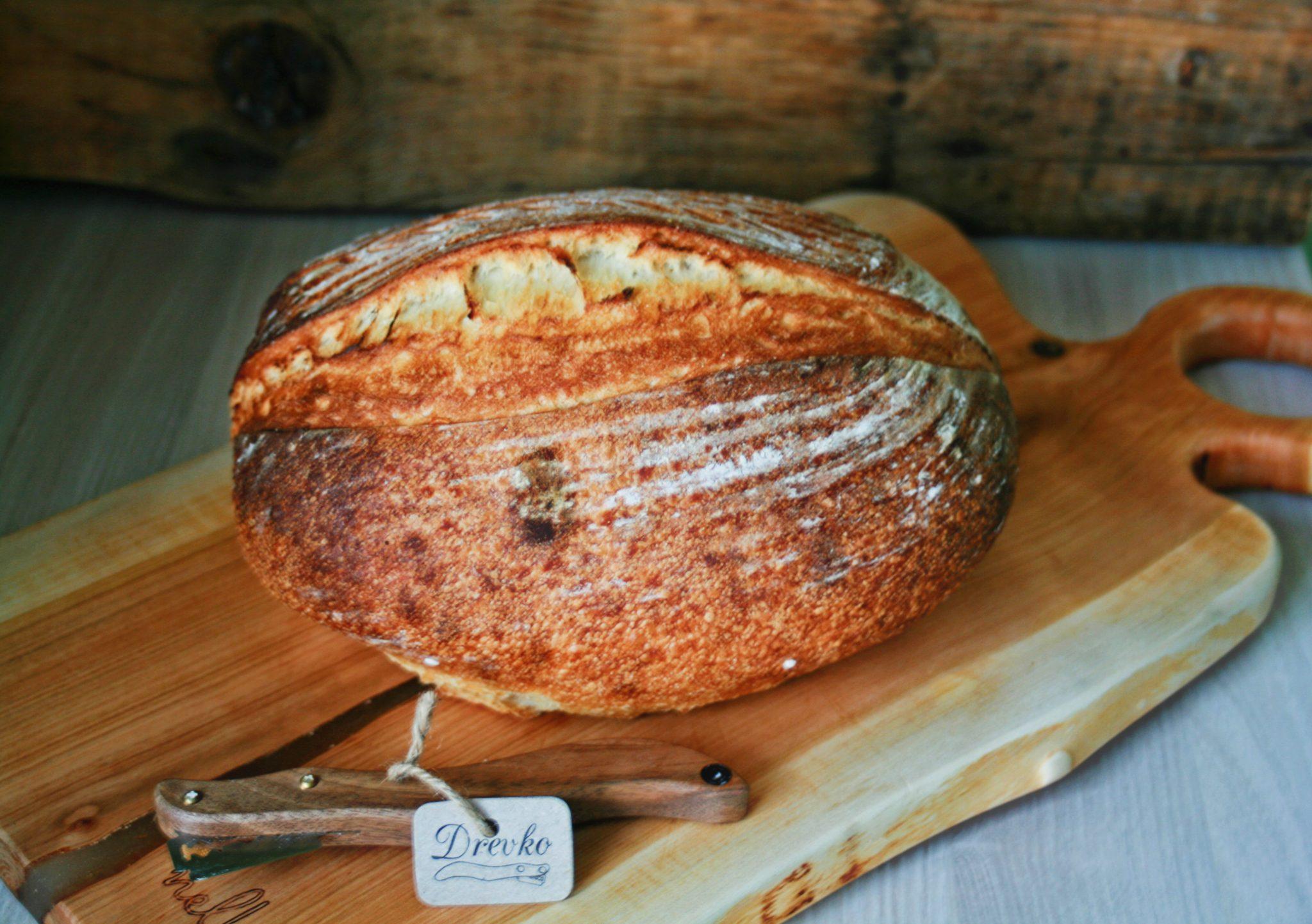 Chlieb z kvásku
