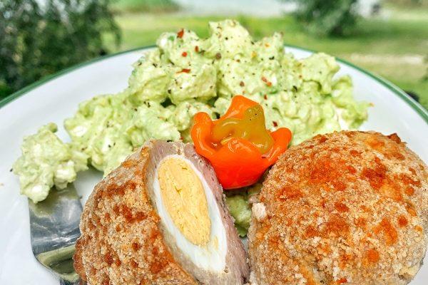 Čo sa stane, ak spojíte avokádo a karfiol?