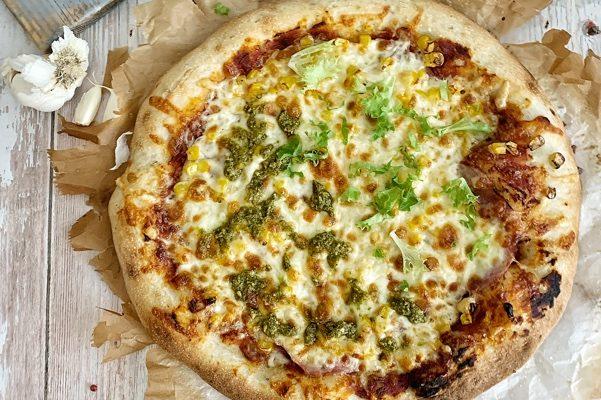 Jednoduchý recept na pizzu. Dajte zbohom kupovanej