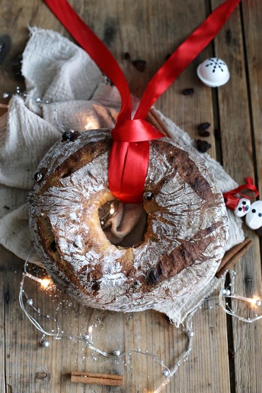 Vianočný chlieb