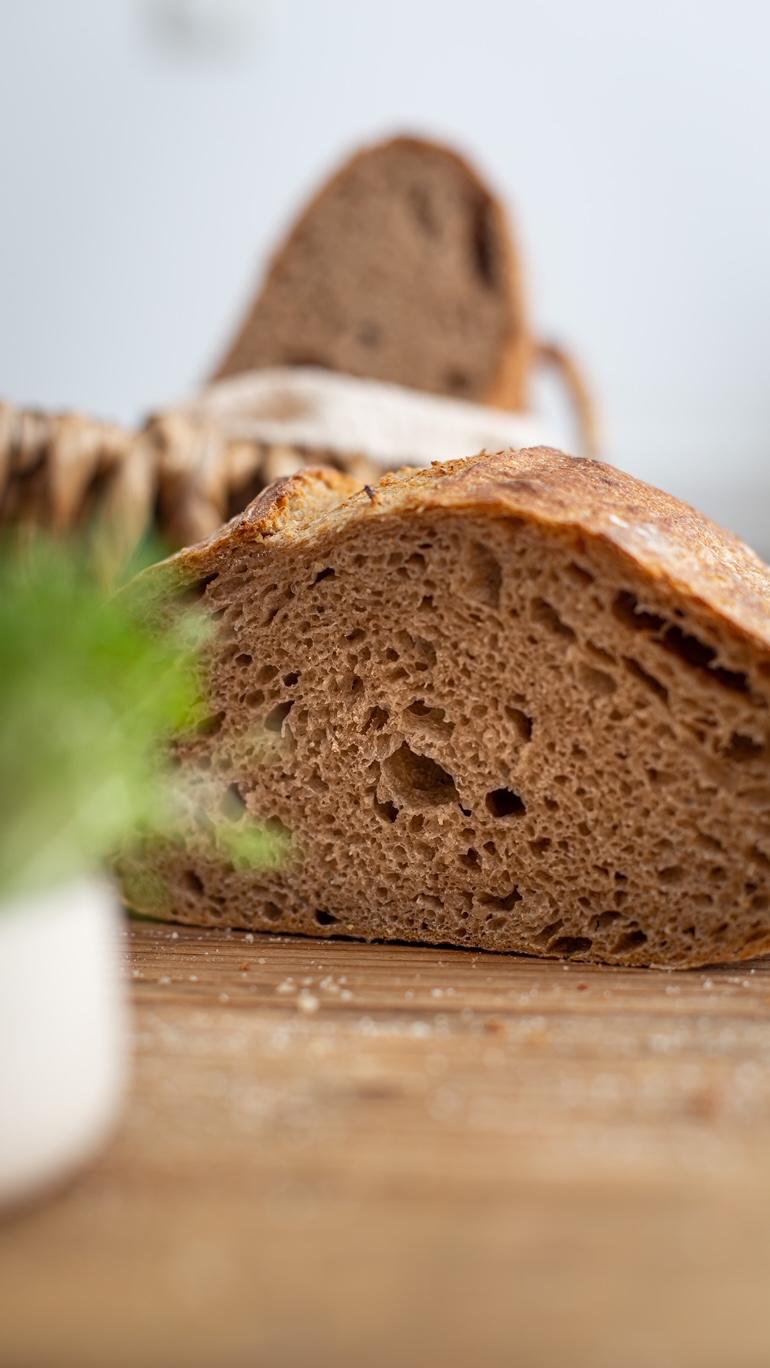 Špaldový chlieb