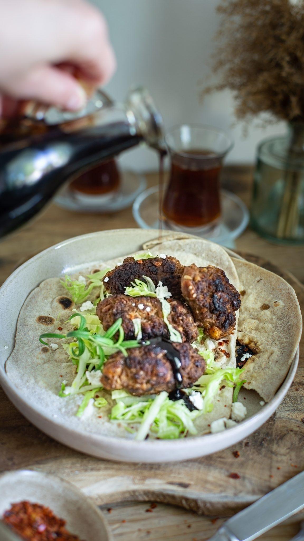 Turecké Kofte
